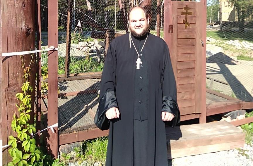 Иеромонах Серафим